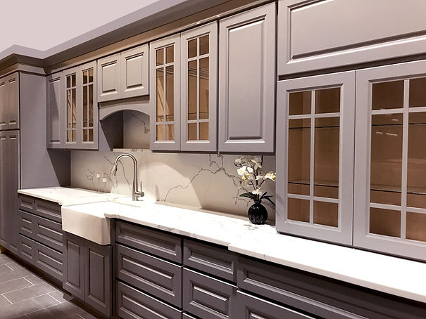 oxford gray, Kitchen Cabinet, Kitchn and Bath Cabinets