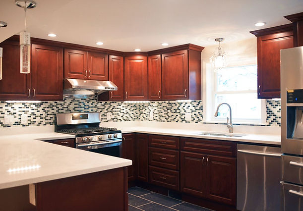 Classic Cherry, Kitchen Cabinet, Kitchn and Bath Cabinets
