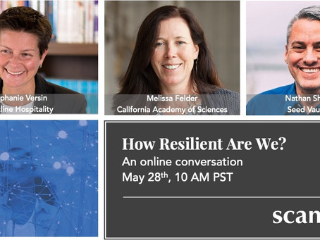 How Resilient Are We? An Online Conversation