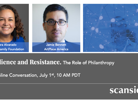 Resilience and Resistance. An online conversation