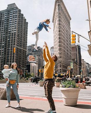 new york photoshoot