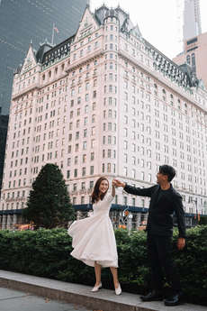 UES and Plaza Hotel