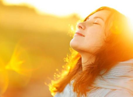 Benefícios de uma boa respiração