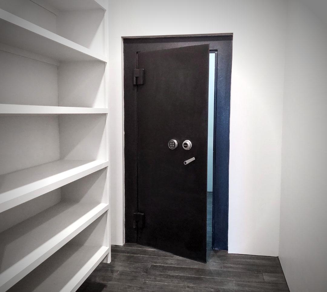 Closet Safe Room