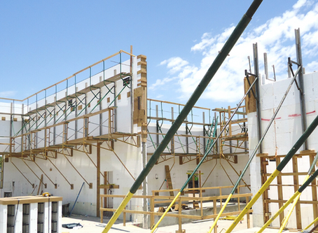 What is ICF Construction?