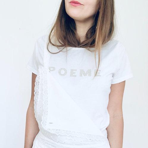 Tee-Shirt Poème