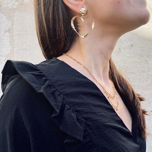 Boucles d'oreilles Acelya