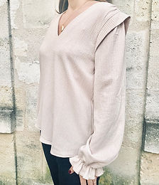 Blouse Abbesses