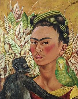 Kahlo-Autorretrato-con-chango-y-loro-102
