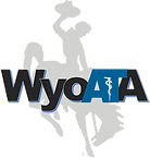 WyoATA Logo - Bucking Horse No backgroun