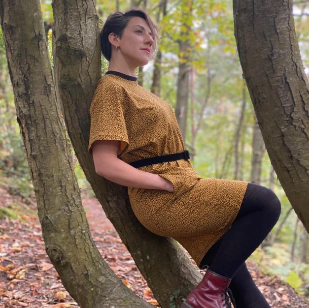 Short Sleeved Lottie Dresses