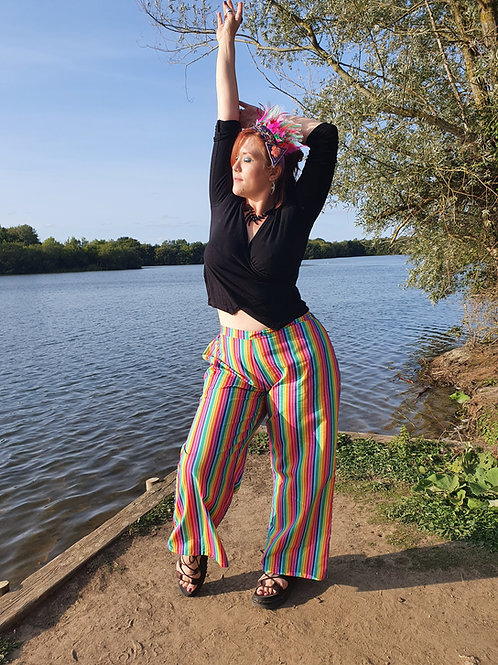 Rainbow Midnight Trousers