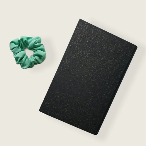Mint Green Scrunchie