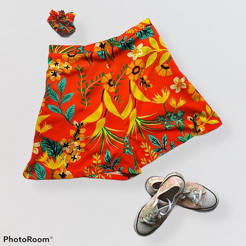 Red Sadie Shorts