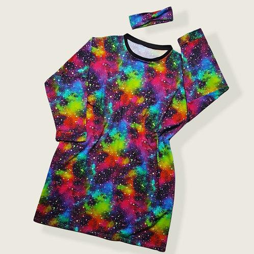 Galaxy Lottie Dress