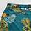 Thumbnail: Green Tropical Sadie Shorts