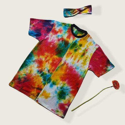 Tie Dye Sky T-Shirt