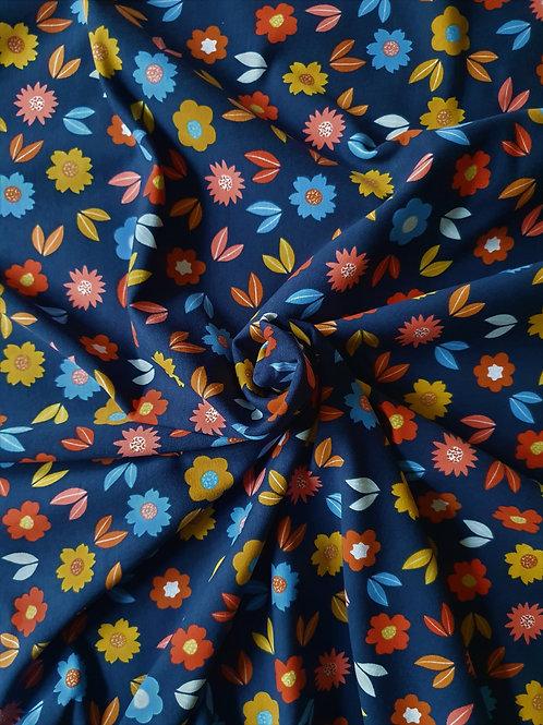 Age 2 to 7 Flower Power Children's Dress