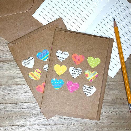 Bright Love Card