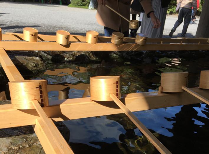 Founain-in-Ise-Jingu-shinto-shrine