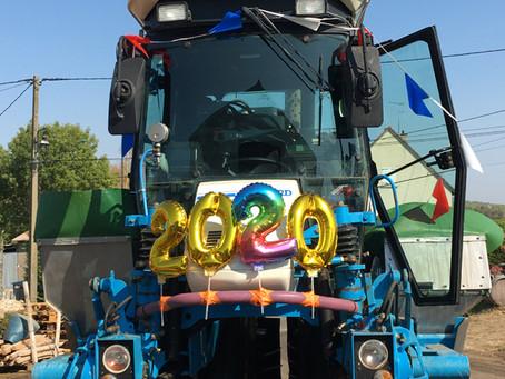 Millésime 2020 en Val de Loire : précoce et multiple.