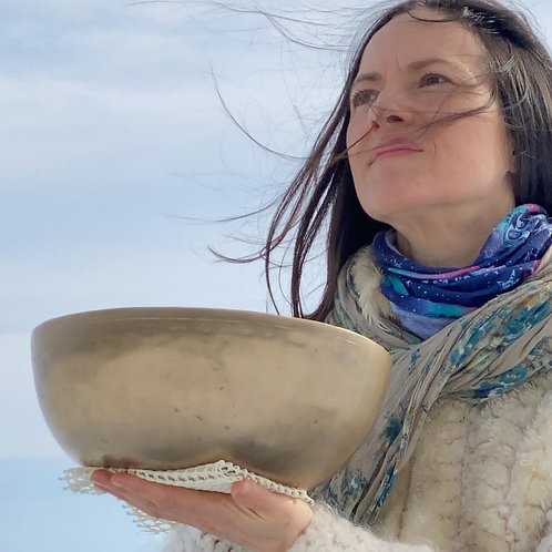 Online Sound Healing -Available only specific Dates