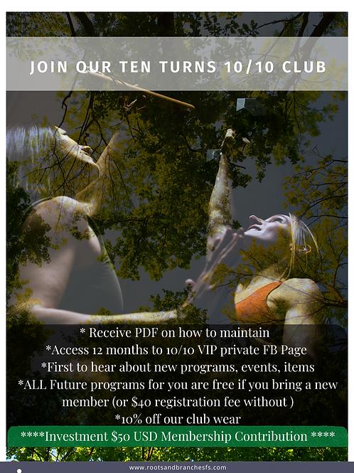Ten Turns 10/10 Club