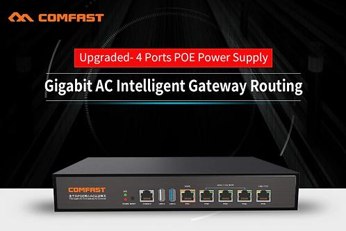 Comfast CF AC101 smart gateway load balance router gigabit