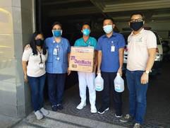 PHILIPPINE NURSES ASSOCIATION DONATION