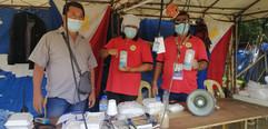 CAGAYAN DE ORO CHECKPOINT DONATION