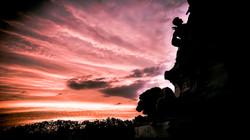 Ombre Statue du bincentenaire