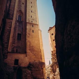 Petit passage, Palais des Pâpes