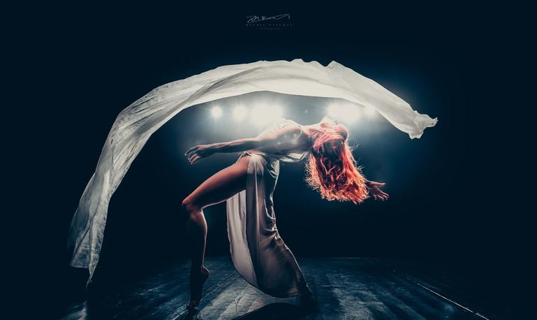 Danse avec la lumière