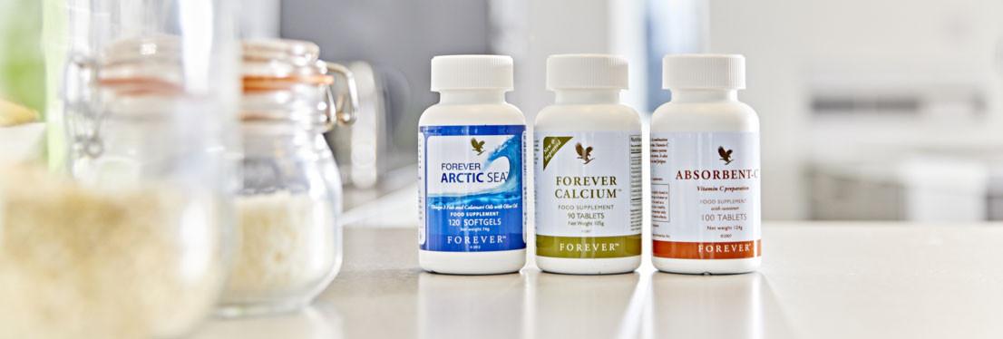 Aloe Vera Supplements