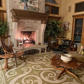Beautiful Living Room Setting