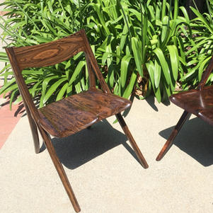 Exotic Wood Musicians' Chairs