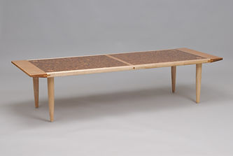 Maple/Cork Coffee Table