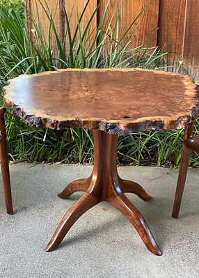 Natural Edge Table