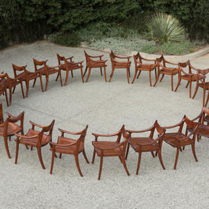 Large Order of Lowback Chairs