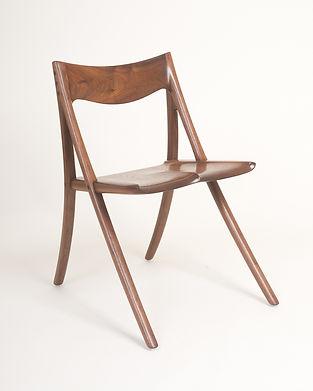 Musician's Chair in Walnut