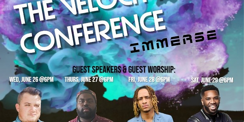 The Velocity Conference: Immerse