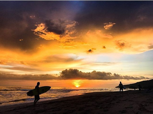 Sunsets_in_Paradise_♥️_.__1_of_my_favori