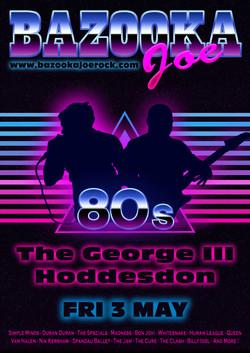 bazooka joe poster - George III 030519