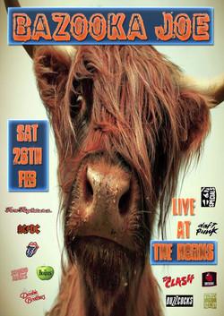 Bazooka Joe - 28th Feb Poster_2