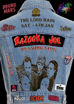 Bazooka Joe Poster Lord Haig 040114