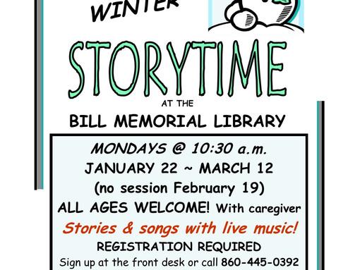 Wonderful Winter Storytime