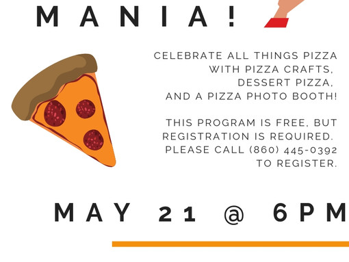Pizza Mania for Teens!