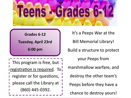 Protect Your Peeps!!
