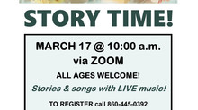 Virtual Story Time!