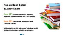 Friends' Book Sales